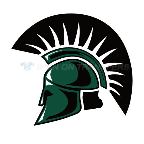 USC Upstate Spartans Logo T-shirts Iron On Transfers N6731