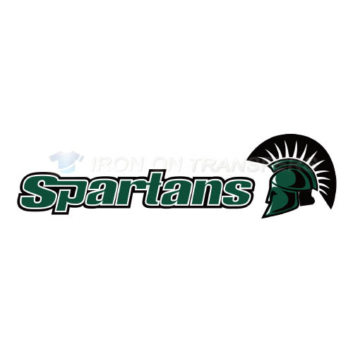 USC Upstate Spartans Logo T-shirts Iron On Transfers N6732