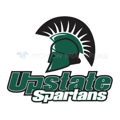 USC Upstate Spartans Logo T-shirts Iron On Transfers N6734