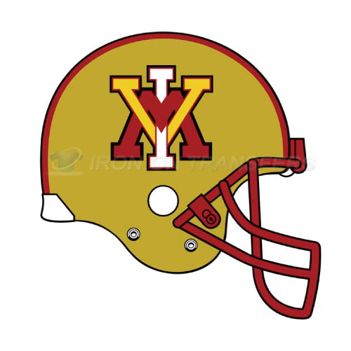 VMI Keydets Logo T-shirts Iron On Transfers N6867