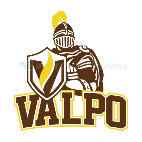 Valparaiso Crusaders Logo T-shirts Iron On Transfers N6784
