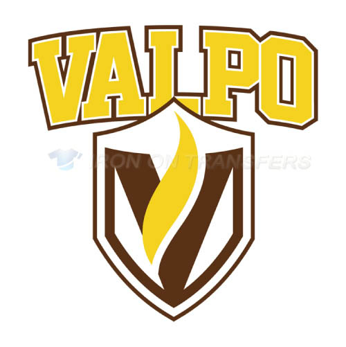 Valparaiso Crusaders Logo T-shirts Iron On Transfers N6789