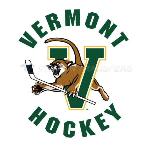 Vermont Catamounts Logo T-shirts Iron On Transfers N6805