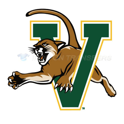 Vermont Catamounts Logo T-shirts Iron On Transfers N6806