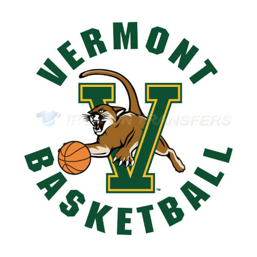 Vermont Catamounts Logo T-shirts Iron On Transfers N6810