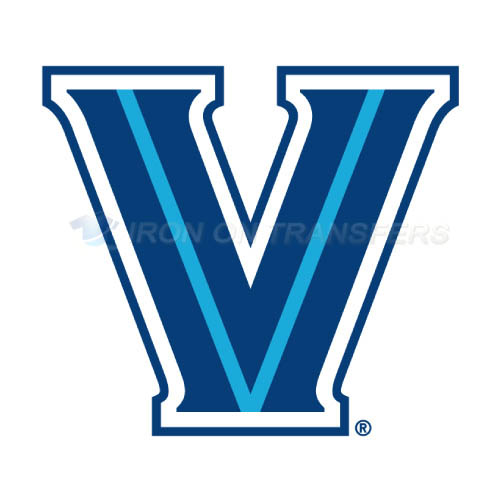 Villanova Wildcats Logo T-shirts Iron On Transfers N6811
