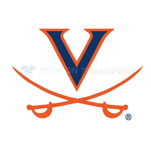 Virginia Cavaliers Logo T-shirts Iron On Transfers N6829