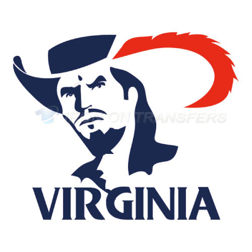 Virginia Cavaliers Logo T-shirts Iron On Transfers N6833