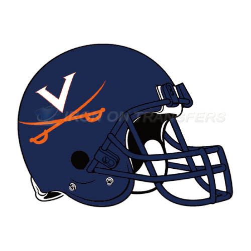 Virginia Cavaliers Logo T-shirts Iron On Transfers N6836