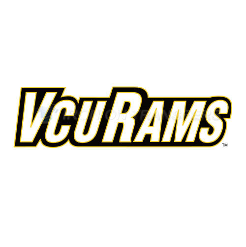 Virginia Commonwealth Rams Logo T-shirts Iron On Transfers N6857