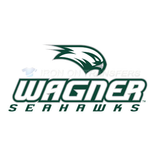 Wagner Seahawks Logo T-shirts Iron On Transfers N6869
