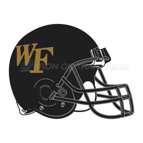 Wake Forest Demon Deacons Logo T-shirts Iron On Transfers N6884