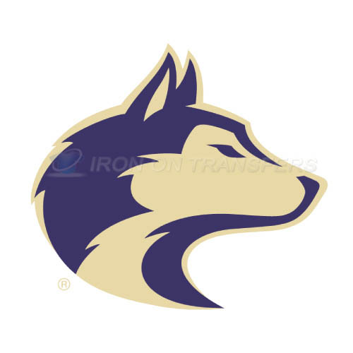 Washington Huskies Logo T-shirts Iron On Transfers N6890