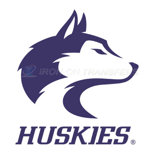 Washington Huskies Logo T-shirts Iron On Transfers N6892