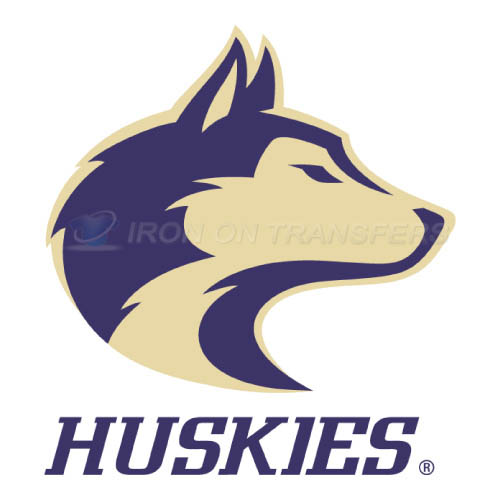 Washington Huskies Logo T-shirts Iron On Transfers N6893