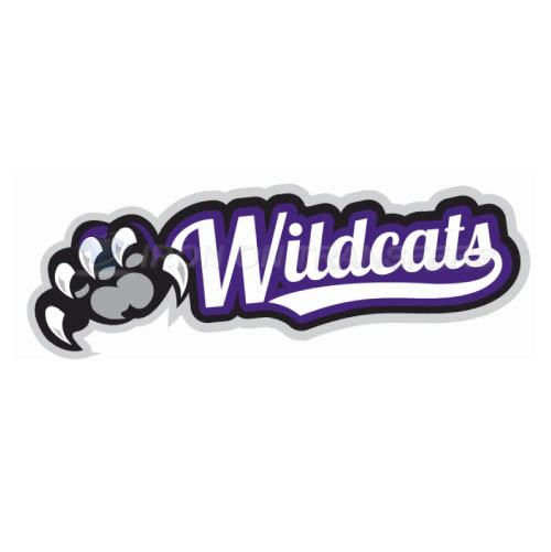 Weber State Wildcats Logo T-shirts Iron On Transfers N6921