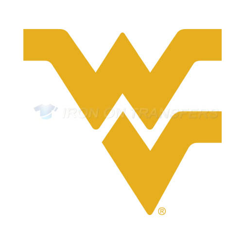 West Virginia Mountaineers Logo T-shirts Iron On Transfers N6930