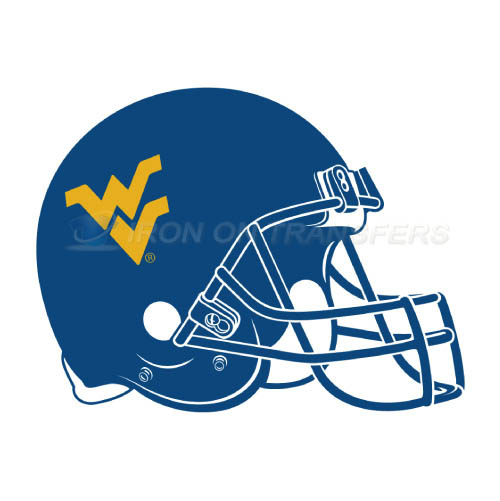 West Virginia Mountaineers Logo T-shirts Iron On Transfers N6940
