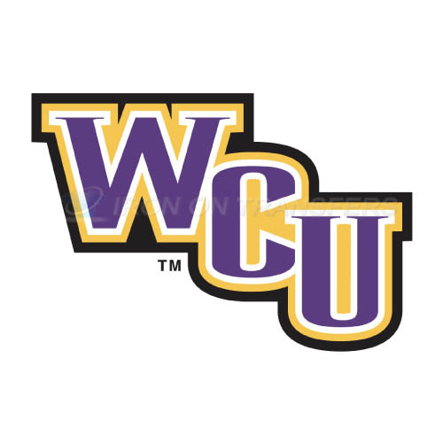 Western Carolina Catamounts Logo T-shirts Iron On Transfers N694