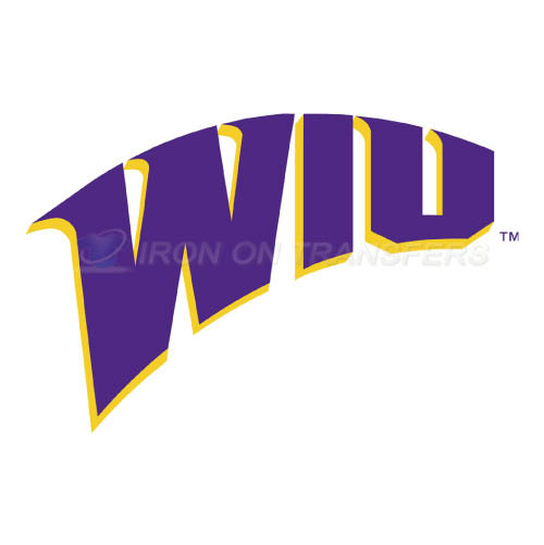 Western Illinois Leathernecks Logo T-shirts Iron On Transfers N6