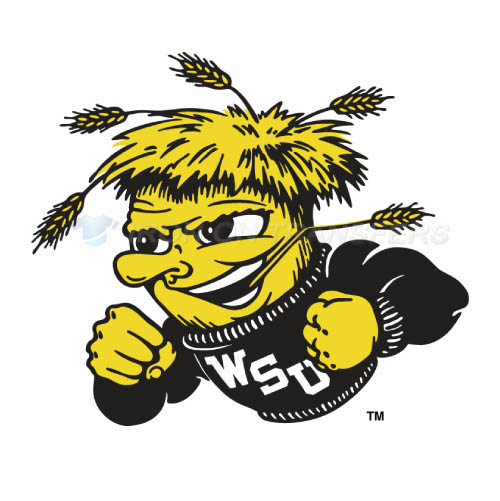 Wichita State Shockers Logo T-shirts Iron On Transfers N6998