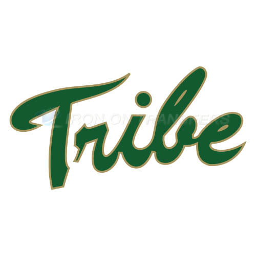 William and Mary Tribe Logo T-shirts Iron On Transfers N7006