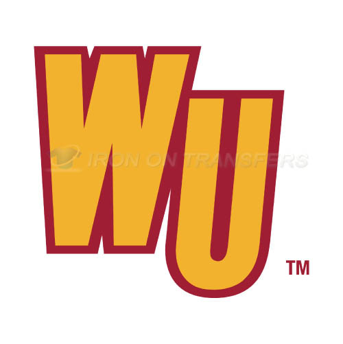 Winthrop Eagles Logo T-shirts Iron On Transfers N7015