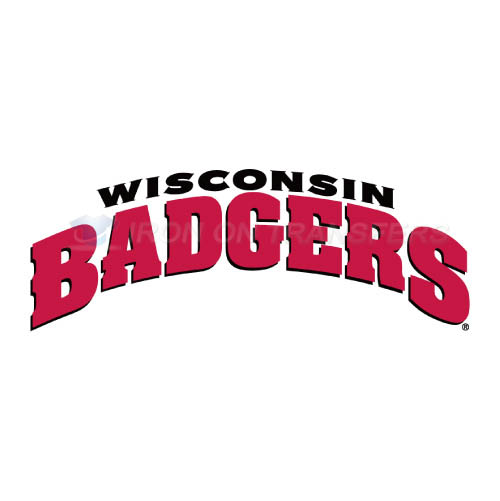 Wisconsin Badgers Logo T-shirts Iron On Transfers N7021