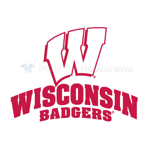 Wisconsin Badgers Logo T-shirts Iron On Transfers N7027