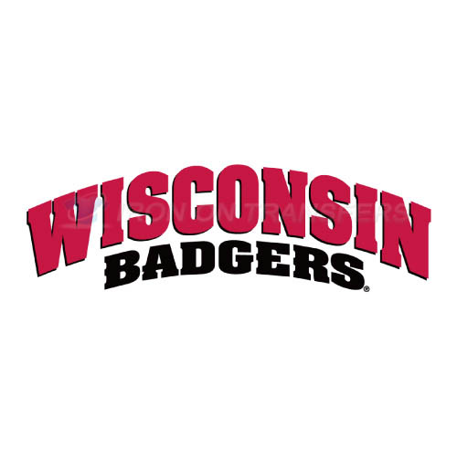 Wisconsin Badgers Logo T-shirts Iron On Transfers N7028