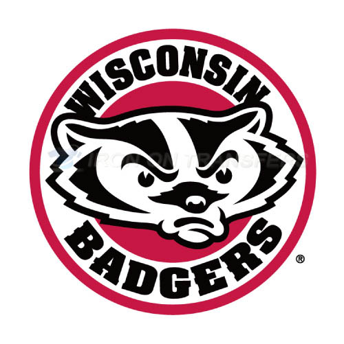 Wisconsin Badgers Logo T-shirts Iron On Transfers N7030