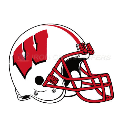 Wisconsin Badgers Logo T-shirts Iron On Transfers N7031