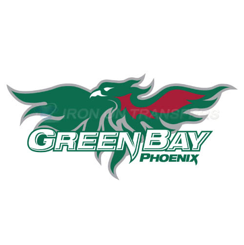 Wisconsin Green Bay Phoenix Logo T-shirts Iron On Transfers N703