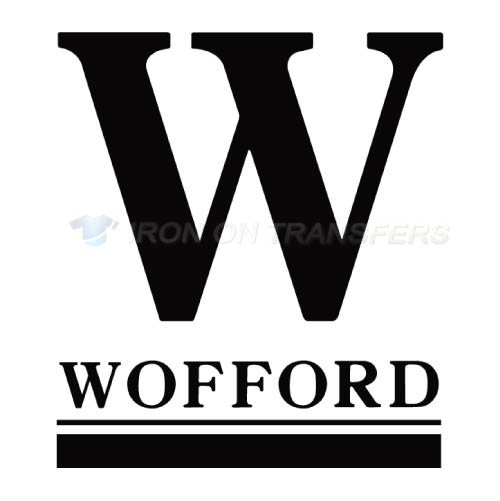 Wofford Terriers Logo T-shirts Iron On Transfers N7047