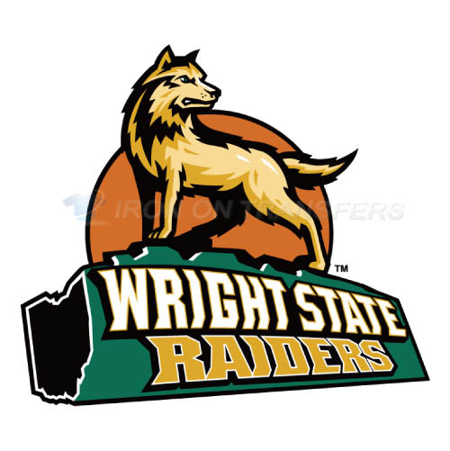 Wright State Raiders Logo T-shirts Iron On Transfers N7048