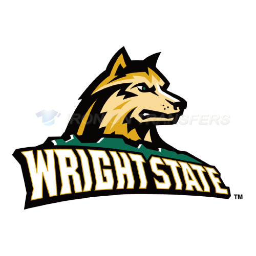 Wright State Raiders Logo T-shirts Iron On Transfers N7051