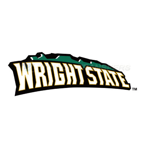 Wright State Raiders Logo T-shirts Iron On Transfers N7055