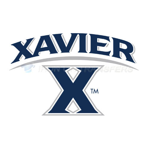 Xavier Musketeers Logo T-shirts Iron On Transfers N7081