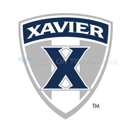 Xavier Musketeers Logo T-shirts Iron On Transfers N7082