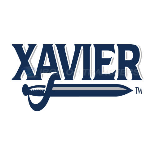 Xavier Musketeers Logo T-shirts Iron On Transfers N7083