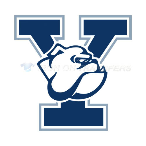 Yale Bulldogs Logo T-shirts Iron On Transfers N7088